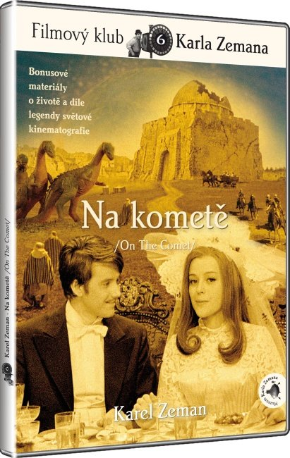Na kometě (DVD) - digitalizovaná edice