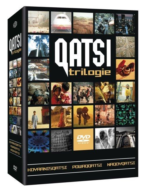 QATSI trilogie - kolekce - 3xDVD