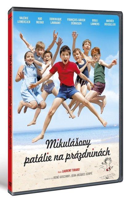 Mikulášovy patálie na prázdninách (DVD)