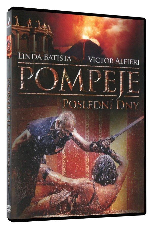 Pompeje - Poslední dny (DVD) (papírový obal)