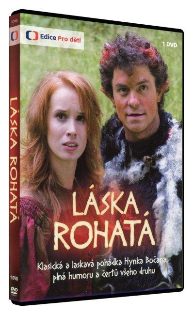 Láska rohatá (DVD)