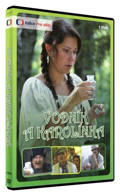 Vodník a Karolínka (DVD)