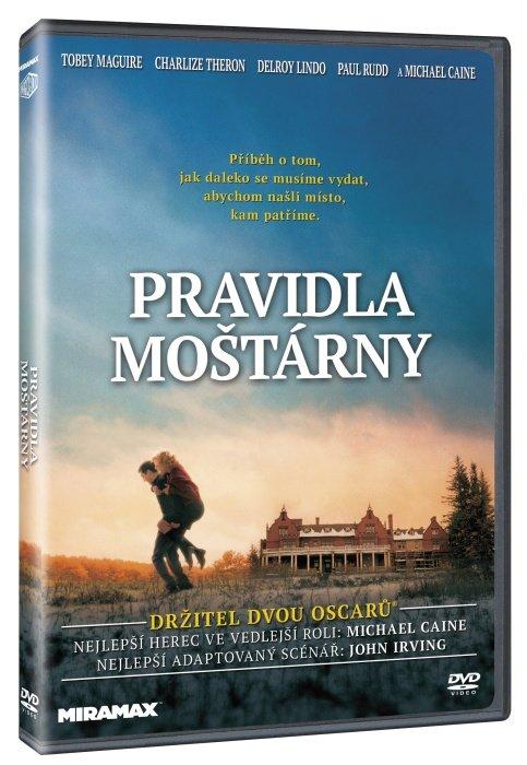 Pravidla moštárny (DVD)