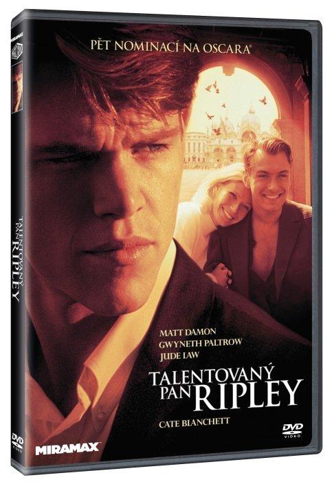 Talentovaný pan Ripley (DVD)