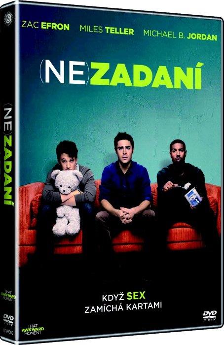 Nezadaní (DVD)