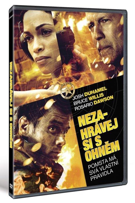 Nezahrávej si s ohněm (DVD)