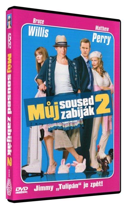 Můj soused zabiják 2 (DVD)