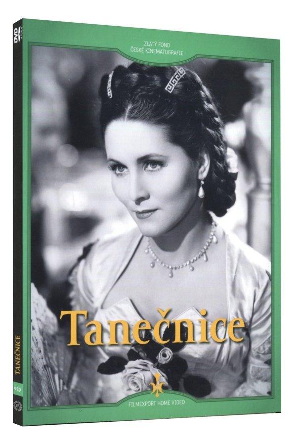 Tanečnice (DVD) - digipack