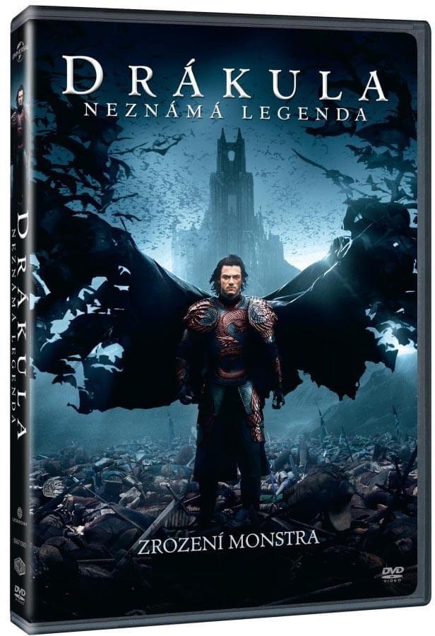 Drákula: Neznámá legenda (DVD)