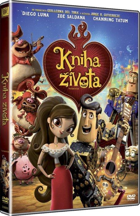 Kniha života (DVD)