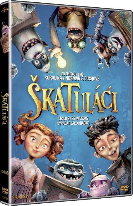 Škatuláci (DVD)