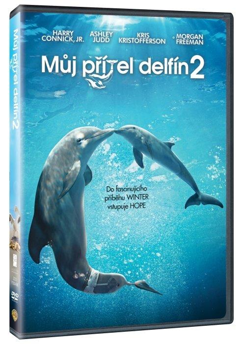 Můj přítel delfín 2 (DVD)