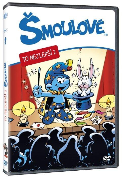 Šmoulové - To nejlepší 2 (DVD)