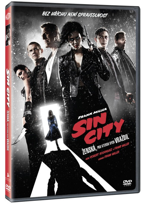 Sin City: Ženská, pro kterou bych vraždil (DVD)
