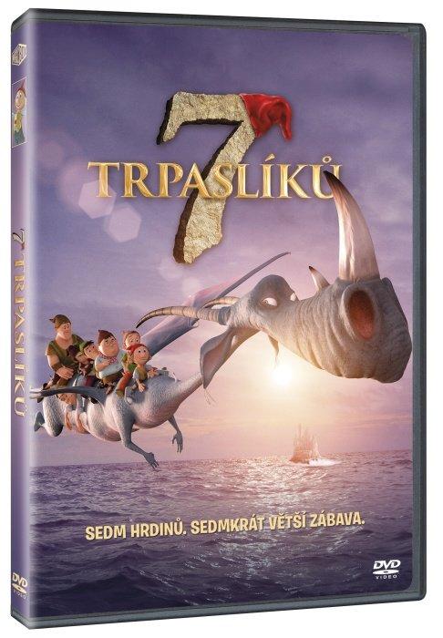 7 trpaslíků (DVD)