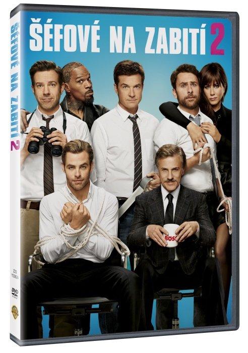 Šéfové na zabití 2 (DVD)