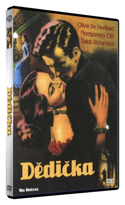 Dědička (DVD) - české titulky
