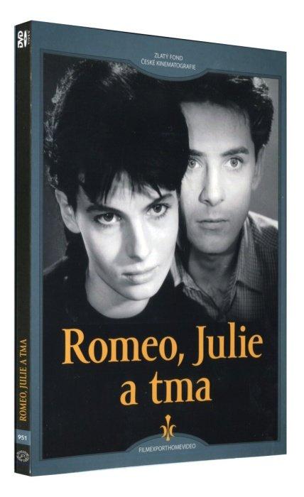 Romeo, Julie a tma (DVD) - digipack