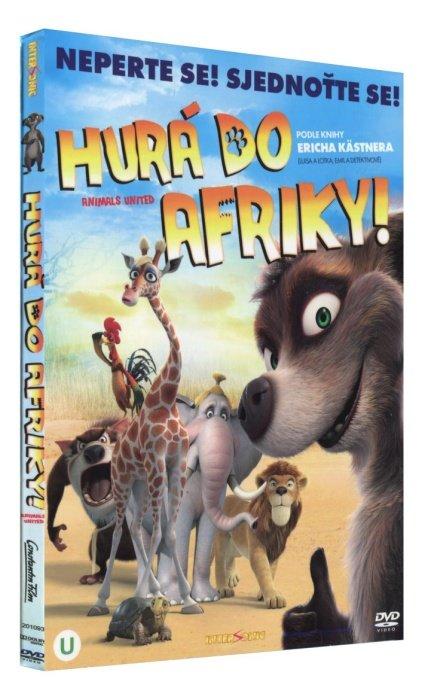 Hurá do Afriky! (DVD)