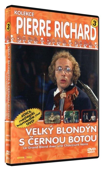Velký blondýn s černou botou (DVD)