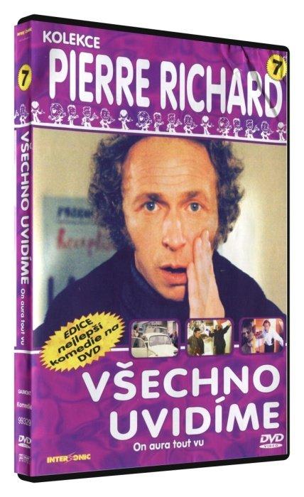 Všechno uvidíme (DVD)
