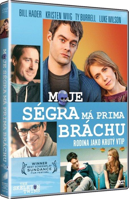 Moje ségra má prima bráchu (DVD)
