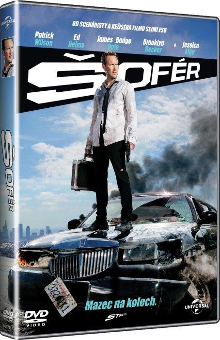 Šofér (DVD)