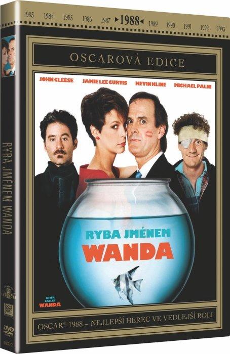 Ryba jménem Wanda (DVD) - Oscarová edice