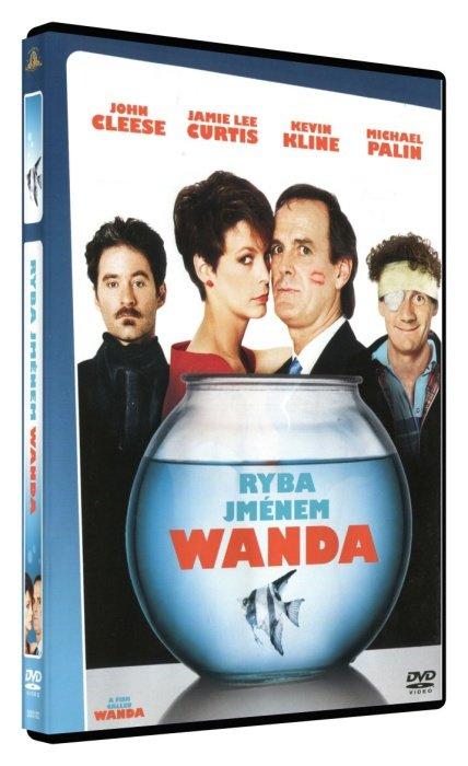 Ryba jménem Wanda (DVD)