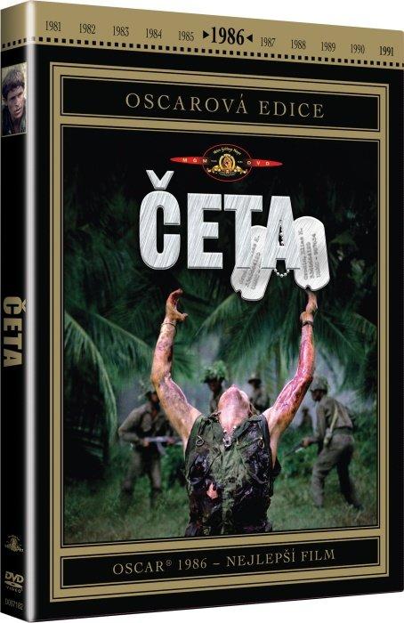 Četa (DVD) - Oscarová edice