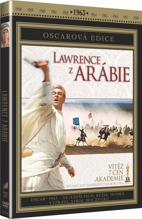 Lawrence z Arábie (DVD) - Oscarová edice