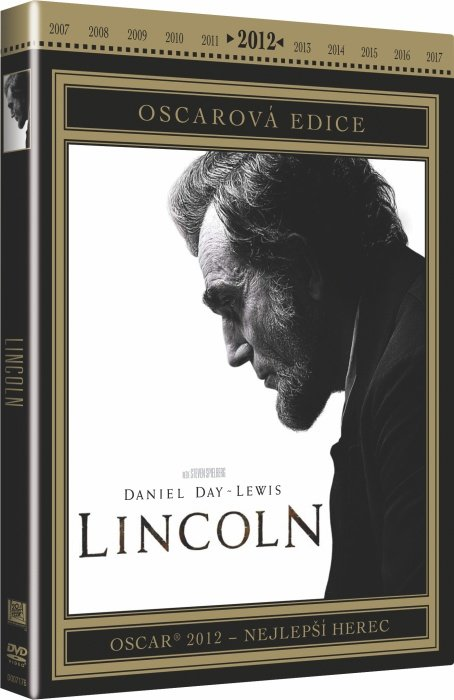 Lincoln (DVD) - Oscarová edice