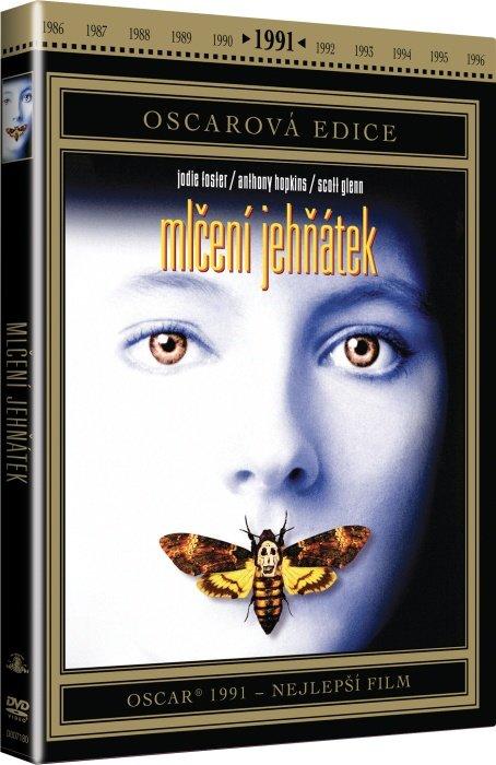 Mlčení jehňátek (DVD) - Oscarová edice