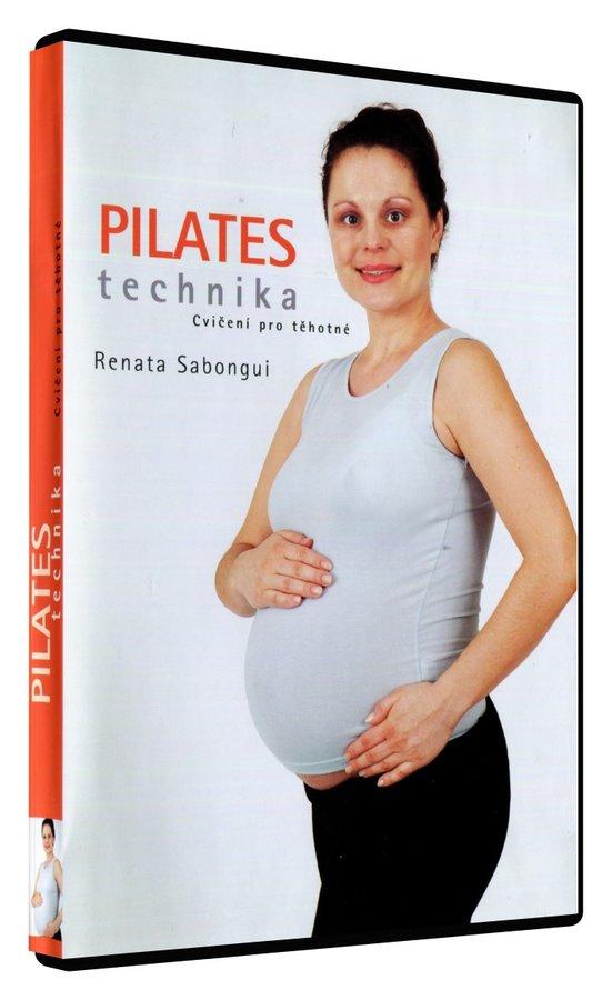 Pilates technika: Cvičení pro těhotné (DVD)