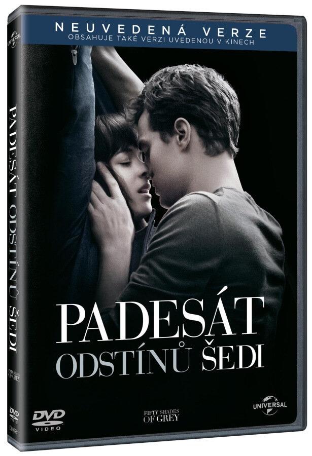 Padesát odstínů šedi (DVD)
