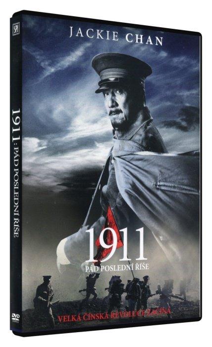 1911: Pád poslední říše (DVD)