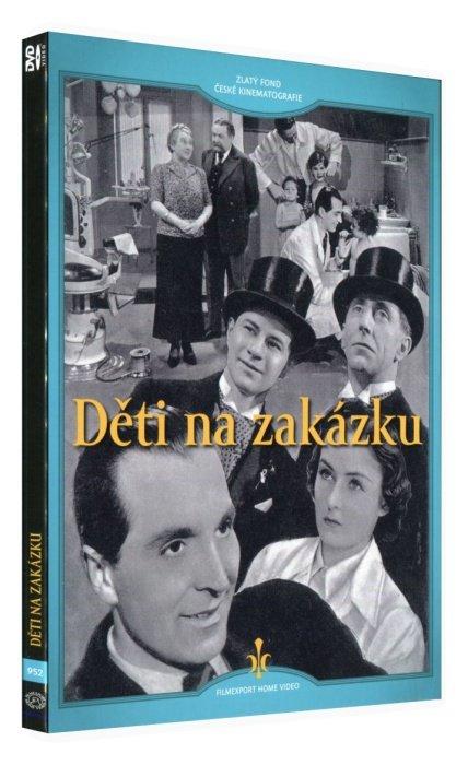 Děti na zakázku (DVD) - digipack