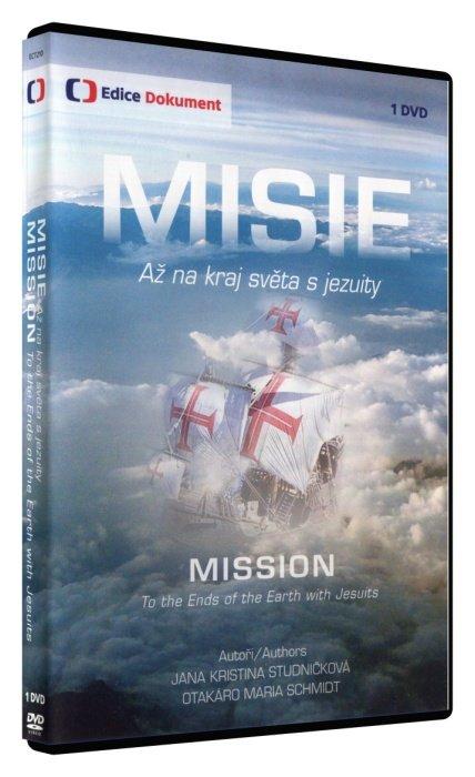 Misie - Až na kraj světa s jezuity (DVD)