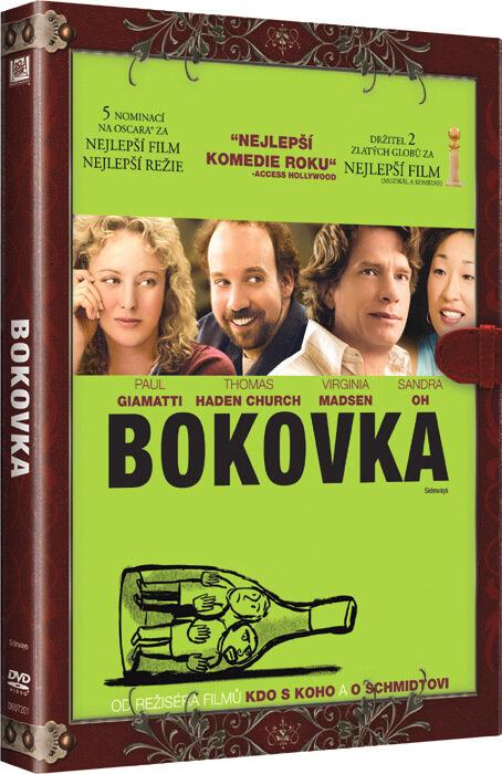 Bokovka (DVD) - KNIŽNÍ EDICE