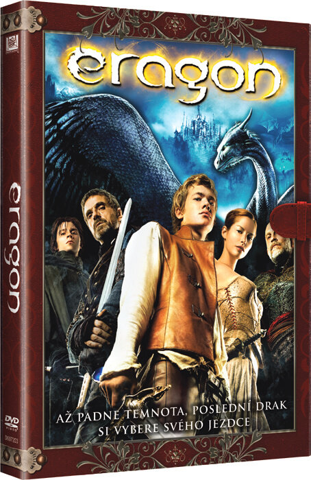 Eragon (DVD) - KNIŽNÍ EDICE