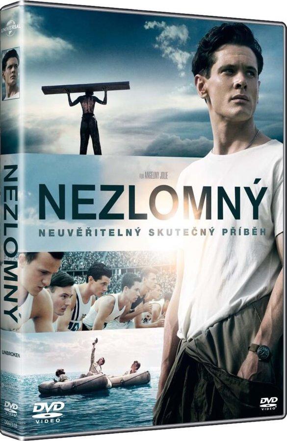 Nezlomný (DVD)
