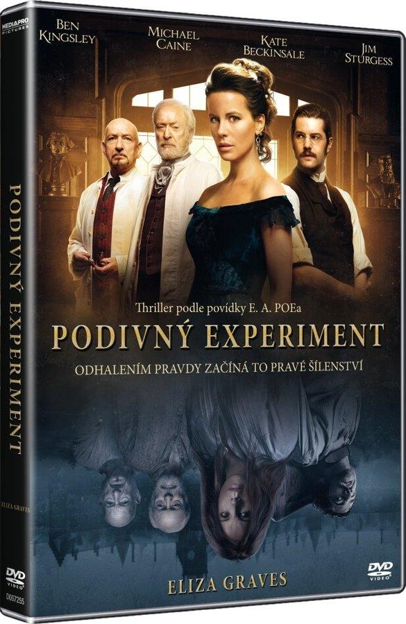 Podivný experiment (DVD)