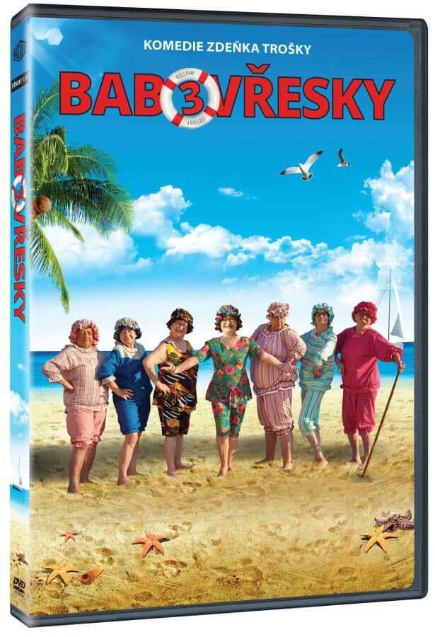 Babovřesky 3 (DVD)