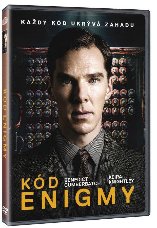 Kód Enigmy (DVD)