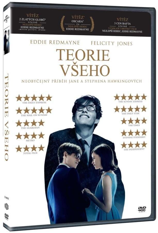 Teorie všeho (DVD)