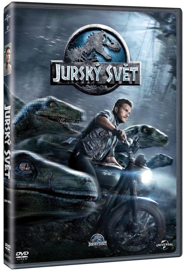Jurský svět (DVD)