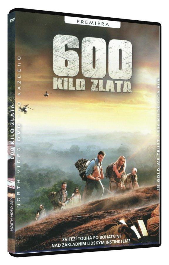 600 kilo zlata (DVD)