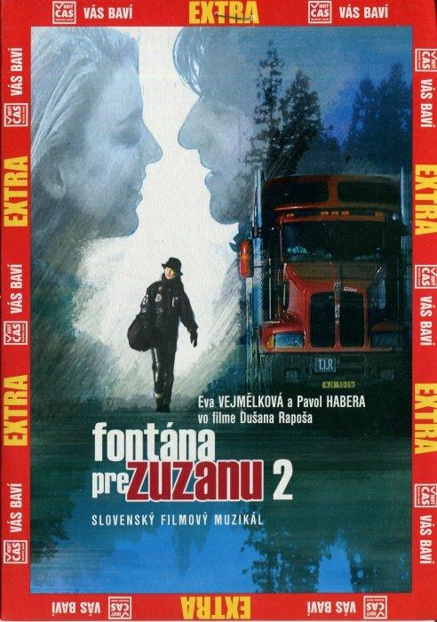 Fontána pre Zuzanu 2 (DVD) (papírový obal)