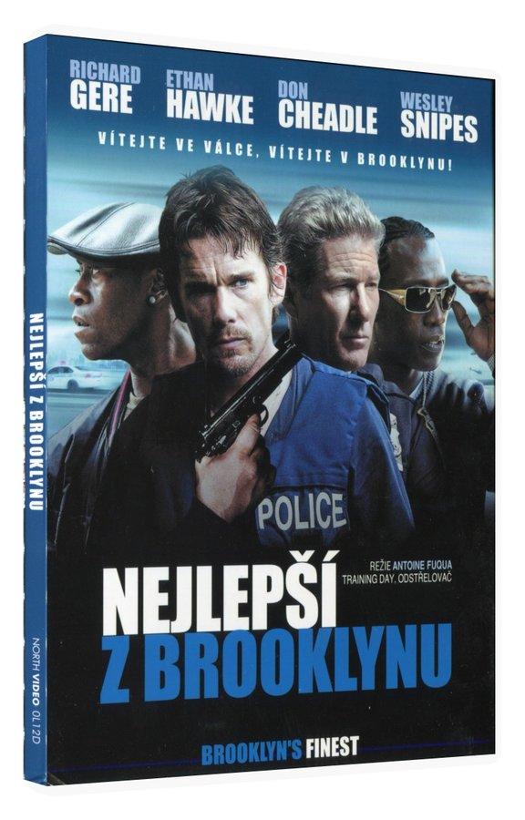 Nejlepší z Brooklynu (DVD)