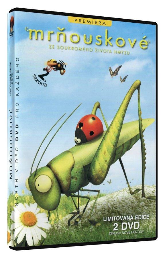 Mrňouskové (2 DVD) - nové epizody